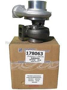 Borg Warner S series Cat 3406 C15 Engine Turbo Charger 178063 450 475 Hp