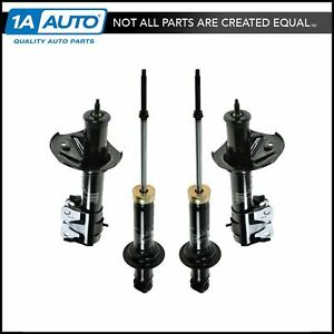 Monroe Front Rear Strut Shock Set Kit For 02 06 Mitsubishi Lancer