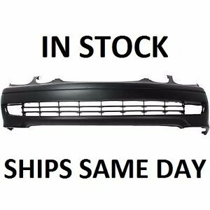 New Primered Front Bumper Cover Fascia For 1998 2005 Lexus Gs430 Gs400 Gs300