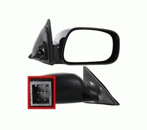 toyota side mirror in stock ready to ship wv classic car parts and accesso. Black Bedroom Furniture Sets. Home Design Ideas
