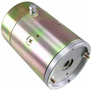 New 12v Meyer Snow Plow Motor For E57 And E60 Pumps