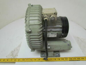 Keb 3sx4 Regenerative Blower 99 Hp 230 400v 50 Hz 1 9 Psi 88 Cfm 1 1 2 Npt
