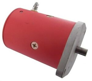 New Western Snow Plow Motor Lift Pump Mez7002