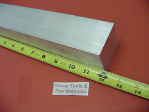 2 1 4 X 2 1 4 Aluminum Square 6061 Solid Bar 12 Long T6511 Mill Stock 2 25