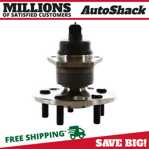 Rear Wheel Hub Bearing Assembly 5 Stud Fits 92 2003 2004 2005 Chevrolet Cavalier