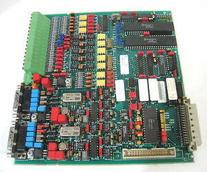 Used Carl Schenck Beav005 Pc Board
