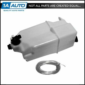 Windshield Washer Reservoir Bottle With Pump For 05 13 Toyota Tacoma