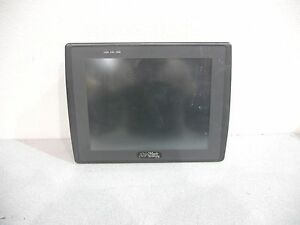 Mo 18 Maple Systems Inc Hm15104t Touchscreen Operator Interface Panel
