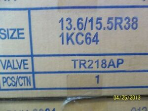 One New Tractor Tube 13 6 14 9 15 5x38 13 6x38 14 9x38 15 5x38