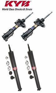 Kyb 4 Struts Shocks Struts For Ford Mustang 05 10