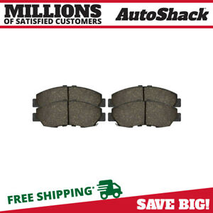 Front Ceramic Brake Pads For 1997 1998 1999 Acura Cl 1990 2001 2002 Honda Accord