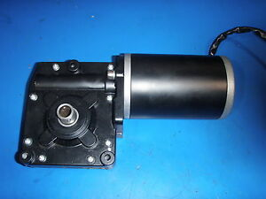 Gear Motor 12 Volt Great For Sawmill crab Pot Pull feed 150 160 Rpm 25 1 Ratio