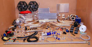 Toyota Mr2 Celica 1990 93 St185 T3t4 Turbo Charger Kit