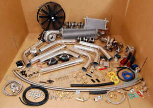 Honda Civic 96 00 B16 B18 B20 T3 T4 Turbo Kit Integra B18c1 91 95 Prelude 500hp