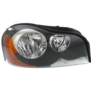 Headlight For 2003 2010 2011 2012 2013 2014 Volvo Xc90 Right With Bulb