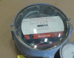 Honeywell Gas Pressure Switch 0 35 Inches Of Water