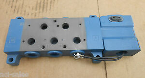 Wabco Fluid Power Subplate Py34106 L189