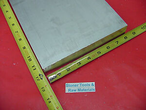 1 1 2 X 8 Aluminum 6061 Flat Bar 12 Long T6511 Solid Mill Stock Plate 1 50