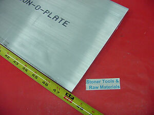 1 1 2 X 8 Aluminum 6061 Flat Bar 48 Long T6511 Solid Mill Stock Plate 1 50