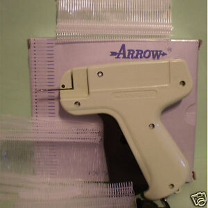 Clothing Price Label Tagging Tag Tagger Gun With 1000 Fastners