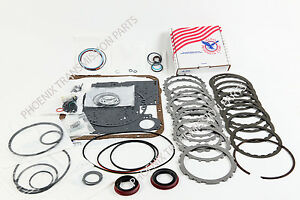 4l60e 4l65e Rebuild Kit Ttk W Alto Powerpack Performance 3 4 Clutch 1993 2003