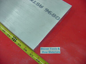 1 x 8 x 27 Aluminum 6061 Flat Bar T6511 Solid 1 000 New Plate Mill Stock