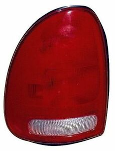 Tail Light Assembly Driver Side Left Fits Chrysler Dodge Plymouth