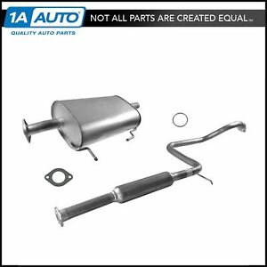 Cat Converter Back Exhaust System New For Nissan Maxima Infiniti I30