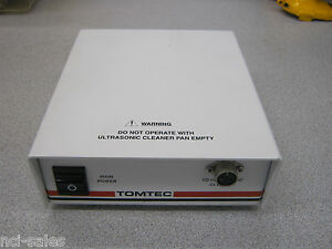 Tomtec 020846 01 Tip Wash Station Control Module male Reciever