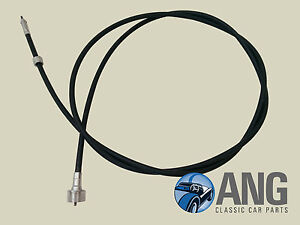 Mgb Mgb Gt Mgb Gt V8 Overdrive To 1976 Speedometer Cable 60 Long Gsd117
