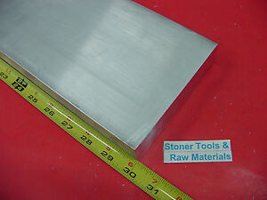3 4 X 6 Aluminum 6061 Flat Bar 30 Long T6511 750 Solid Plate New Mill Stock