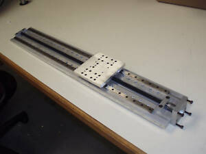 Linear Stage Actuator Table 18 Travel 0 25 Lead