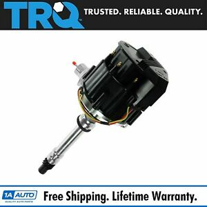 Ignition Distributor New For 74 87 Buick Pontiac Oldsmobile V8 5 0l 5 7l 6 6l