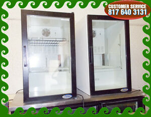 Seaga Glass Door Fridges Model Cbm 2136