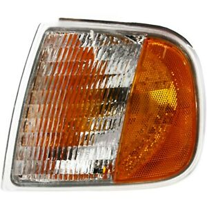 Corner Parking Turn Signal Light Driver Side For 1997 03 Expedition F 250 F 150