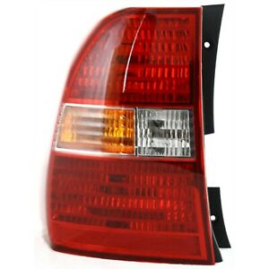 Tail Light For 2005 2010 Kia Sportage Driver Side Type 1