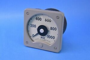 Solar Turbines Hydraulic pneumatic Electrical Pressure Gauge 4951 836
