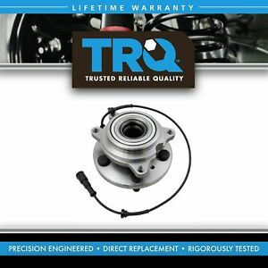 Wheel Bearing Hub Rear Driver Or Passenger For Land Rover Discovery Series Ii