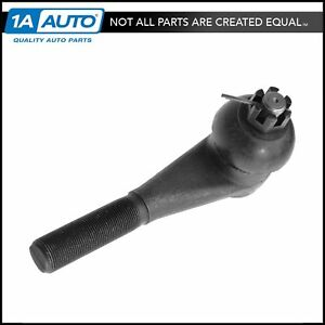 Rear Outer Steering Rod Socket Tie Rod End Driver Side Left Lh For Chevy 4wd