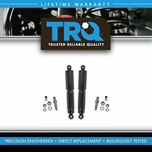 Front Strut Shock Absorber Pair Set For Chevy Gmc Pickup Truck Suv Van 2wd