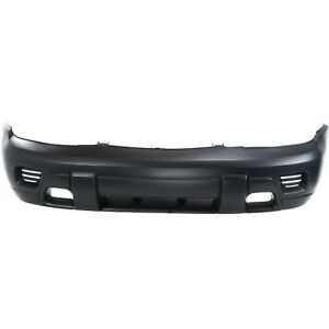 Front Bumper Cover For 2002 2009 Chevrolet Trailblazer Primed