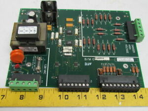 Reliance Electric 0 60044 a 802284 181b Circuit Board Assembly 99727 784 9802