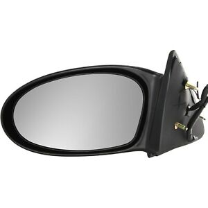 Power Mirror For 2002 2005 Pontiac Grand Am Driver Side Paintable Left