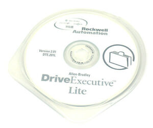 Rockwell Automation Drive Executive Lite Version 2 01