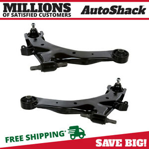 Front Lower Control Arm Ball Joint Pair For 2001 2004 2005 2006 Hyundai Elantra