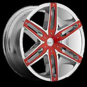 22 Inch Vct V08 Wheels Rims Tires Fit 6 X 135 Check Out My Page For More Deals