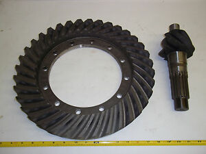 116729 Clark Forklift Ring And Pinion