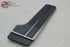 1965 70 Impala Chevelle Chevy Truck Rubber Accelerator Gas Pedal Pad With Trim