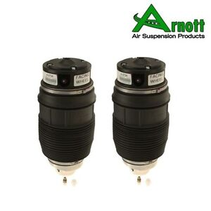 For Mercedes W219 W211 Pair Set 2 Rear Suspension Self Leveling Air Bags Springs