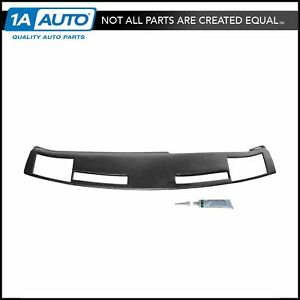 Dash Pad Cover With Side Defrost For Chevy Blazer S10 Gmc Jimmy S 15 Sonoma